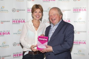 Independent Age, Older People in the Media Awards - 13Nov14