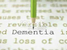 word dementia