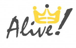 alive! logo - large
