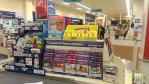 Chester Tesco's check-out was v confusing for people with dementia