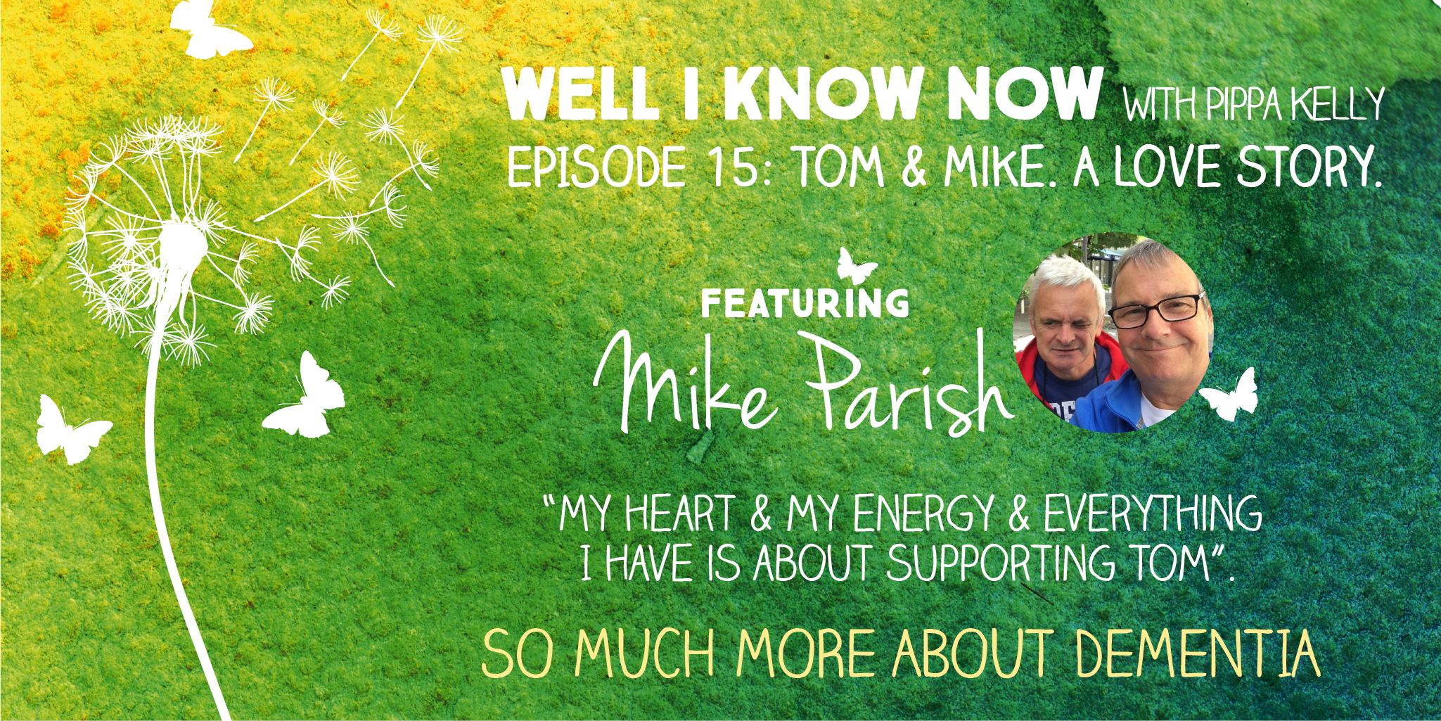 Mike & Tom. A love story.