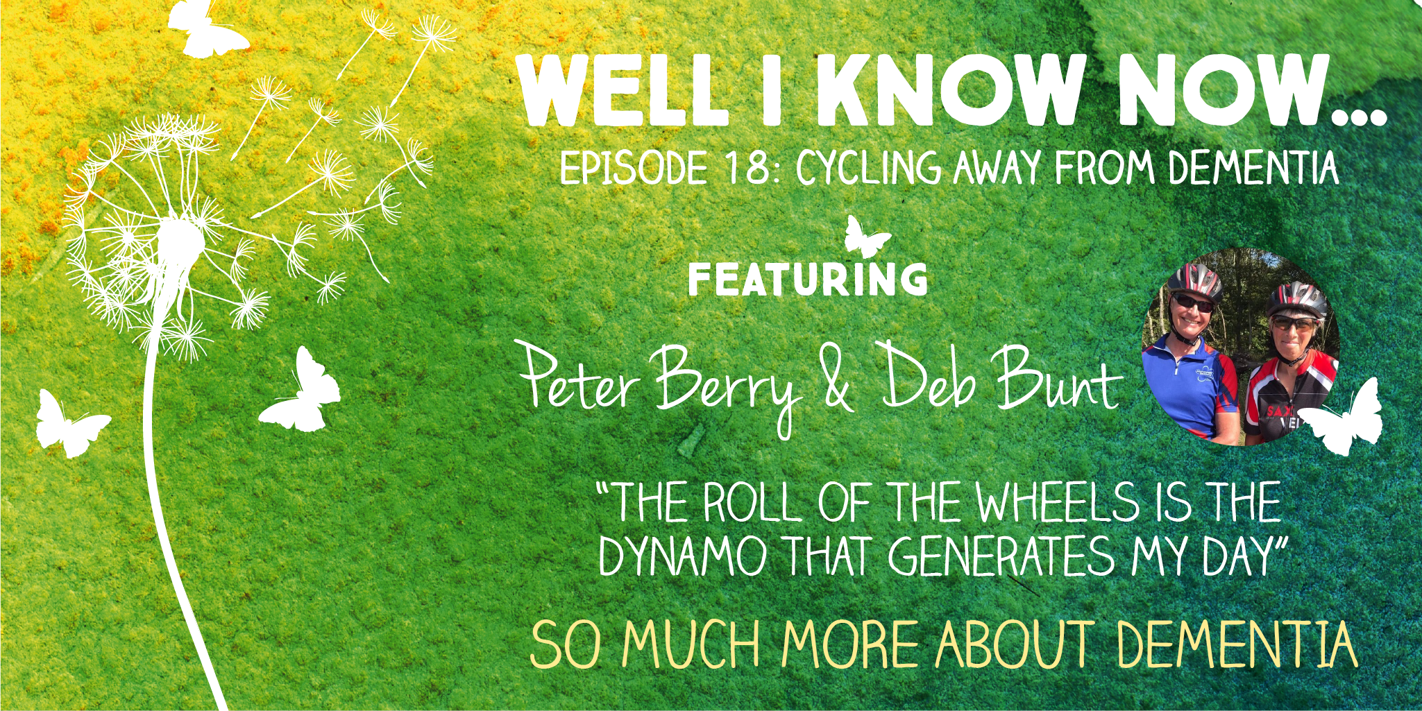 Cycling Away From Dementia